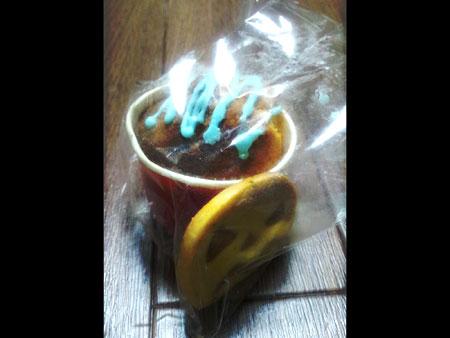 彩香さんの手作りお菓子!
